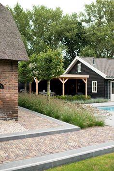 Outside Living, Outdoor Living, Outdoor Landscaping, Outdoor Gardens, Dream Garden, Home And Garden, Humble House, Beauvais, Contemporary Garden