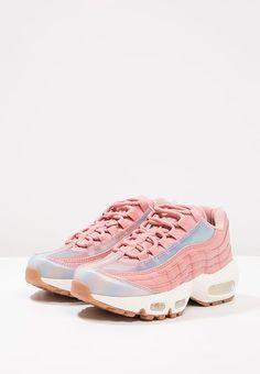 Nike Sportswear AIR MAX 95 SE - Sneaker low - red stardust/washed teal/sail/medium brown für 148,95 € (09.09.17) versandkostenfrei bei Zalando bestellen.