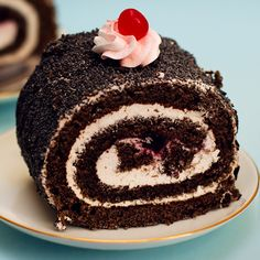 Make this chocolate roulade with good quality chocolate to produce the finest flavor.