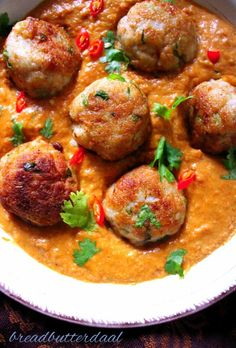 This Fish Kofta Curry  😍😍😍
