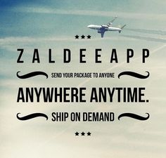Zaldee® connects travelers and shippers: Traveler - earn while you travel® by utilizing excess baggage space available with you while traveling. Shipper - Ship your package to anyone anywhere anytime. Ship On Demand® Free Travel, Cheap Travel, Budget Travel, Excess Baggage, Sharing Economy, Ways To Earn Money, Traveling By Yourself, Journey, Ship