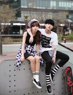 #fashion #couple