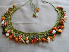 necklace by magicsshop on Etsy