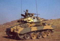Tanks guns and ammunition.