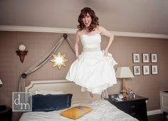 Our brides just wanna have fun!