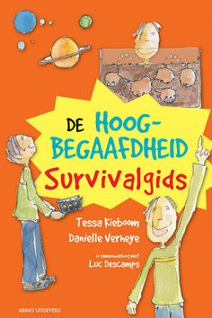 Misschien werd bij jou wel vastgesteld dat je hoogbegaafd bent, maar... wat betekent het eigenlijk om hoogbegaafd te zijn? Zijn er anderen of ben je de enige? Ben je een zonderling, of zelfs een alien, of ben je eigenlijk normaal? Als al deze vragen je bezighouden, is dit boekje zeker iets voor jou! http://www.uitgeverijpica.nl/index.php/survivalgidsen/435-hoogbegaafdheid-survivalgids