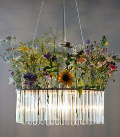 Las lámparas florero Maria S.C. de Pani Jurek