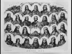 Árpád-házi Királyok (Kings of the House of Arpad)