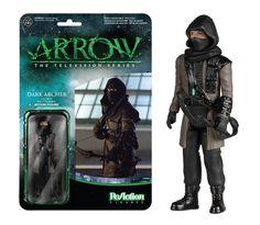 ReAction: Arrow - Dark Archer   Funko