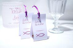 Gastgeschenke - 6x Gastgeschenk Give Away Taufe Verpackung - ein Designerstück von Kestadt bei DaWanda