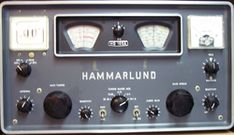 Hammarlund HQ101 (or 100) Receiver, Heathkit