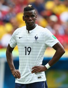 Young Player Award nominees Paul Pogba - France