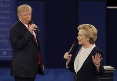 Presidential Debate: Donald Trump v Hillary Clinton: Read Transcript