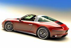 The Porsche Carrera GT earned some notoriety several years ago when it figured in the tragic death of actor Paul Walker. Porsche 911 Targa 4s, Porsche 911 Classic, Porsche Cars, Lamborghini, Ferrari, Porsche Replica, Convertible, Pretty Cars, Vintage Porsche