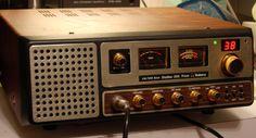 One of my favorite rigs! Ham Radio, Marshall Speaker, Rigs, Wedges