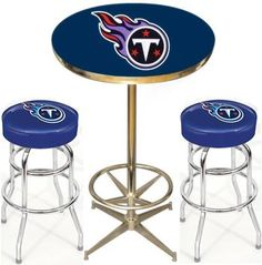 Use this Exclusive coupon code: PINFIVE to receive an additional 5% off the Tennessee Titans Pub Table Set at SportsFansPlus.com