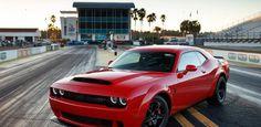 Conheça o Challenger SRT Demon, muscle car mais endiabrado da história