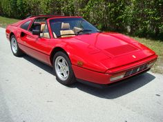 Ferrari 328 GTS, a friend borrowed it from her father and we went and saw Cats for my birthday. She let me drive the entire night! Must have put 200 miles on that car in one night. Great car and great memories! I loved every minute!