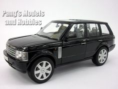 Land Rover Range Rover (L322) 1/24 Diecast Metal Model by Welly – Pang's Models and Hobbies