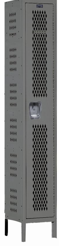 vented single tier lockers and other gym lockers are available at a plus warehouse