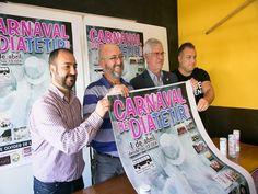 Grupo Mascarada Carnaval: El Combo Dominicano ameniza el carnaval de los pol...