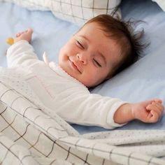 a smile while sleeping . .  precious