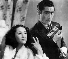 "Toshiro Mifune in ""Drunken Angel."""