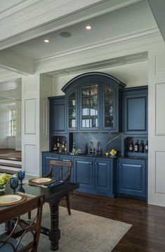 Colby's Run at Ardrossan - Pohlig Custom Homes Kitchen Interior, Kitchen Design, Kitchen Decor, Interior Architecture, Interior Design, Dining Room Inspiration, Beautiful Kitchens, Great Rooms, Custom Homes
