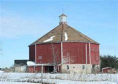Ozaukee County Wisconsin...The Clausing barn