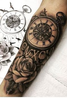 Amazing and Best Arm Tattoo Design Ideas For 2019 Part arm tattoo ideas; arm tattoo for girls; arm tattoos for girls; arm tattoos for women; Henna Tattoo Designs, Tattoo Sleeve Designs, Tattoo Designs For Women, Tattoo Women, Woman Arm Tattoos, Female Arm Sleeve Tattoos, Arm Tattoos For Women Forearm, Female Tattoos, Stop Watch Tattoo