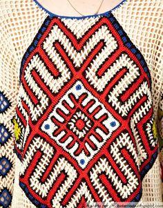 Crochetemoda: Abril 2013
