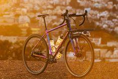 Beautiful Bicycle: Erik's Di2 Alfine 11 Peacock-Nuke Specialized AWOL