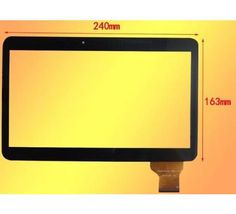"""New Touch Screen For 10.1"""" Digma Plane 1702B 4G PS1015ML Tablet Touch Panel glass Digitizer Sensor Replacement Free Shipping"""