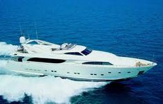 Charter motor yacht Ferretti 112, 5 cabins, 10 berths, Available for charter in Spain.