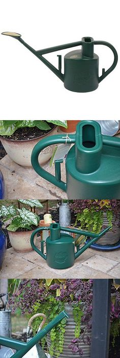 Watering Cans 20547: Haws V120 Practican Plastic Watering Can 1.6-Gallon 6-Liter Green -> BUY IT NOW ONLY: $50.87 on eBay!