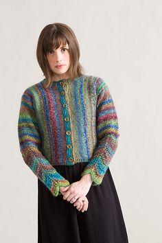 Ravelry: Camelot Sideways Cardigan pattern by Susan Mills