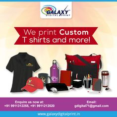 Start the Buzz, using a ‪#‎CustommadeApparel‬ to promote your company at an affordable price at ‪#‎GalaxyDigitalPrint‬. Enquire Now: gdigital71@gmail.com