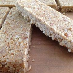 Protein Vanilla Almond Bar