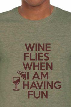 am having fun Have Fun, Beer, Wine, Sweatshirts, T Shirt, Tops, Fashion, Root Beer, Supreme T Shirt