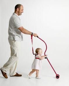 NiniWalker - The gadget that teaches babies to walk