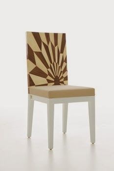 """Tectonic Silence"" chair"