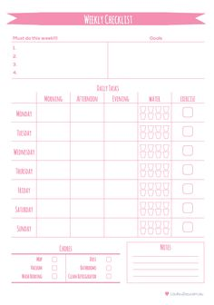 How To Actually Achieve Your Fitness Goals  Workout Planner