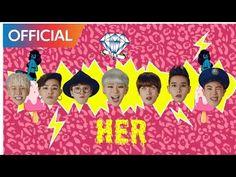 ▶ 블락비 (Block B) - HER MV - YouTube
