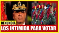 SOLDADOS DENUNCIAN INTIMIDACIÓN DE PADRINO LOPEZ PARA EJERCER LIBRE VOTACIÓN Noticias Ultima Hora