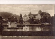 Entenweiher 1925