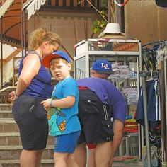 Fat Kids Live Safer - They Are Harder To Kidnap
