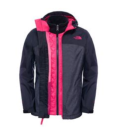 The North Face ThermoBall Triclimate Jacket Girls 7290    Check out this  great article. 68f9798e4fa