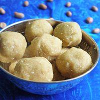 Diwali Recipes! Rava Ladoo - Rava Laddu Recipe | How to make rava laddu | Sharmis Passions