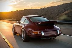 North Carolina Porsche 911 By Singer 7