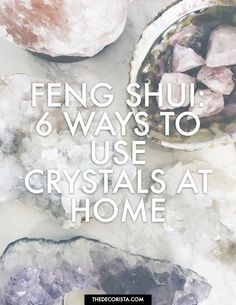 It's no secret that I am all about creating a blissful home. I've become obsessed with using elements of Feng Shui, healing crystals and aromatherapy to creative happy vibes in the home. It helps to encourage living a happier life and in this day and age, we all really need this, don't we? One of m